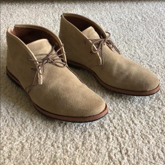 Men's Timberland Suede (Tan) Chukka Boots